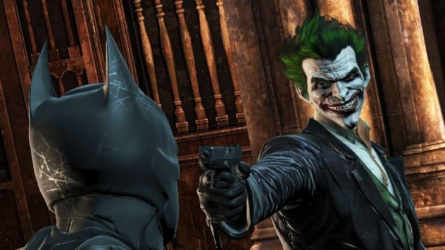 best video game prequels batman arkham origins