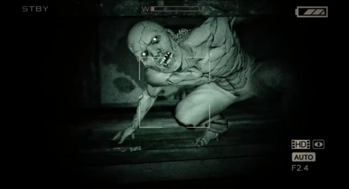 Outlast Horror