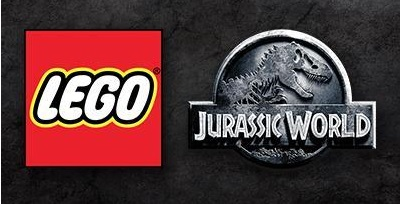 Lego Jurassic World trailer