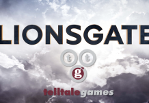 Lionsgate and Telltale collaboration