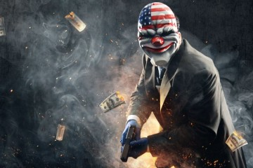 Payday 2 Crimewave Edition PS4 Xbox One