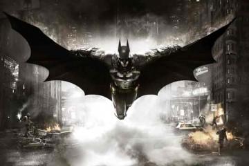 Batman Arkham Knight Xbox One PS4