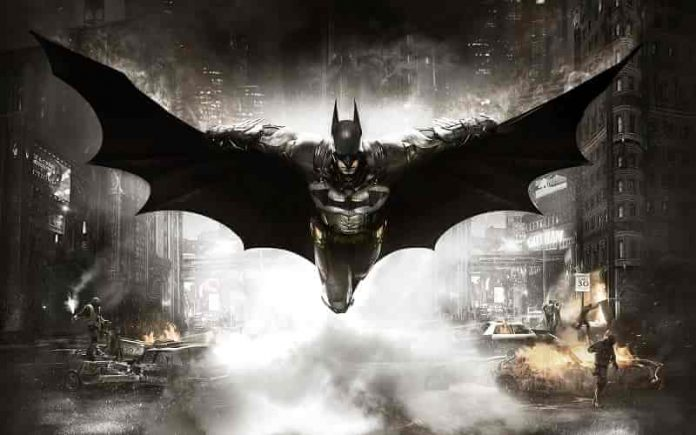 Batman Arkham Knight Xbox One PS4