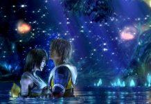 Final Fantasy X HD PS4 Tidus