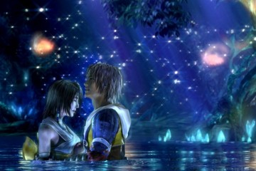 Final Fantasy X HD PS4 Tidus