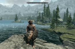 Skyrim PC Xbox PS3 screenshot