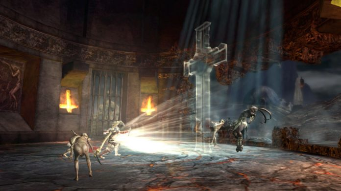 Dante's Inferno PS3 Xbox 360 screenshot