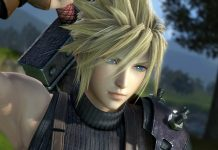 Cloud Strife PS4