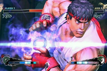 Ultra Street Fighter IV PS4