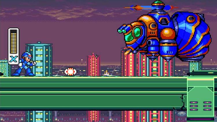 Ce qui vous a marqué durant votre enfance en 5 photos ! Mega-man