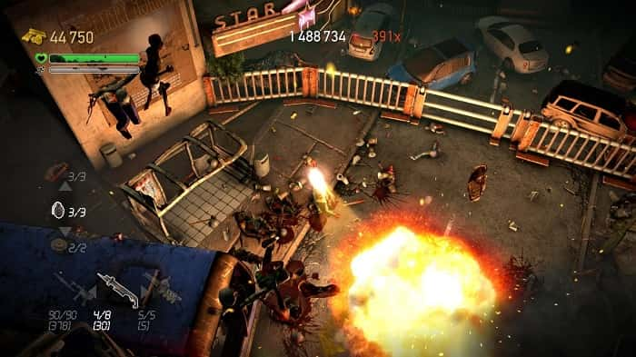 Top 20 couch co op games on playstation 4 gamespew for Couch coop ps4
