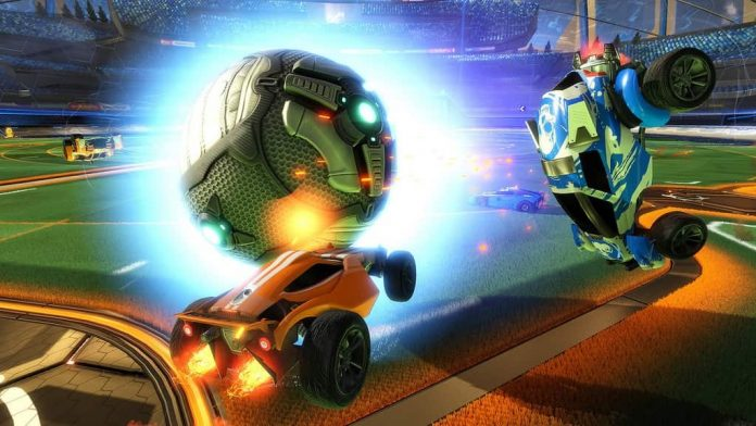 Rocket League 1-min