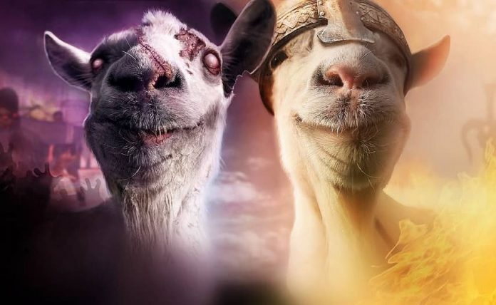 Goat Simulator: Mmore GoatZ Edition Review – GameSpew