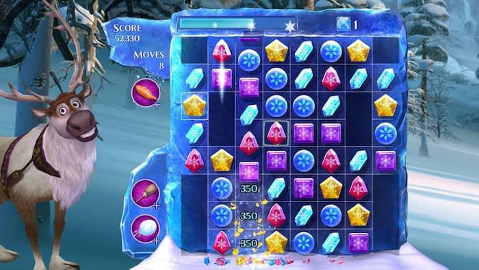 Free Games Frozen-min
