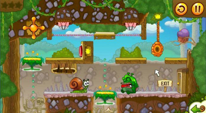 Snail Bob 2 Review Gamespew
