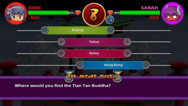 Battle Trivia Knockout Review – GameSpew