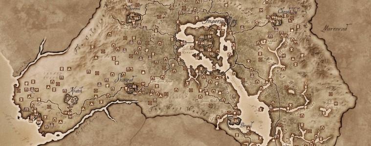 The_Elder_Scrolls_IV_Oblivion_Comlpete_Map