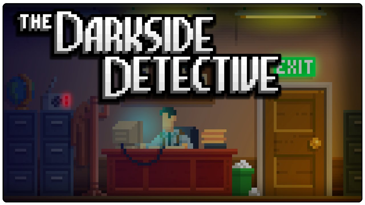 Darkside Detective 2