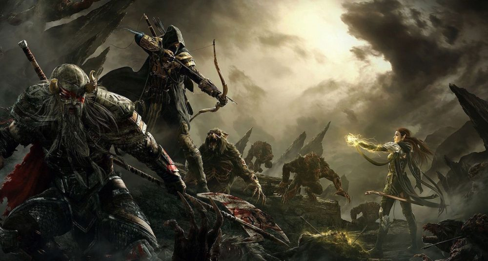 The Best MMOs on PS4 – GameSpew