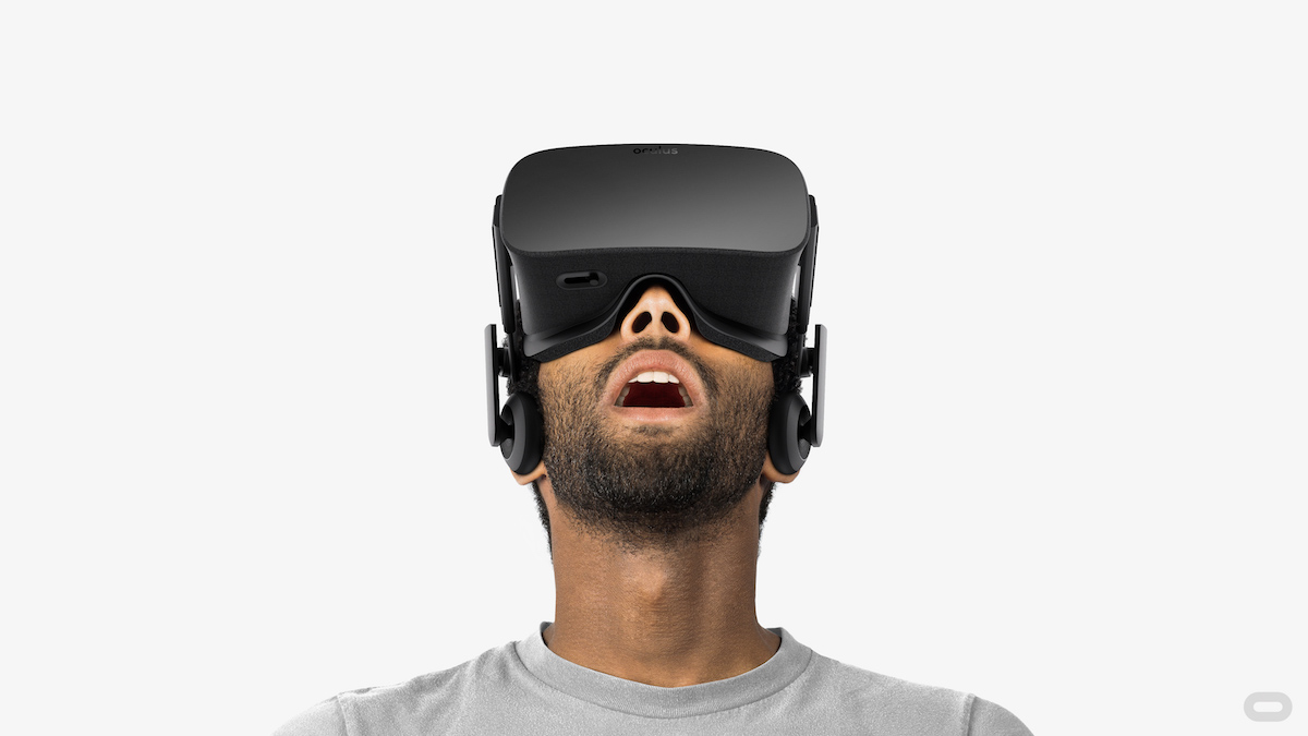 Oculus Rift VR headset now twice cheaper than original price