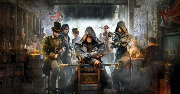 Assassins Creed Syndicate free epic games