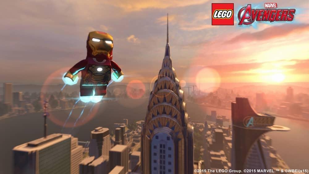 LEGO Marvel Avengers 1-min
