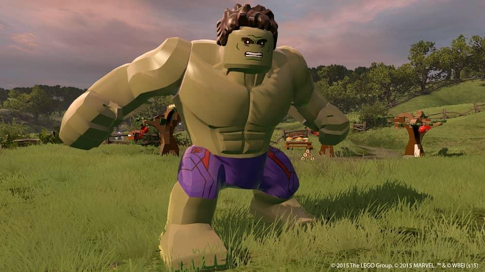 LEGO Marvel Avengers 2-min