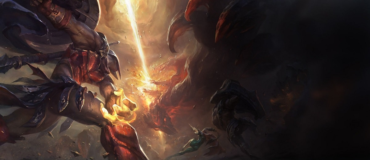Astral Teaser For New League Of Legends Champion Gamespew