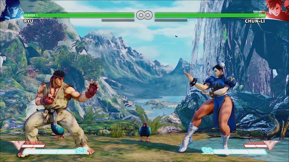 Street Fighter 5 1-min