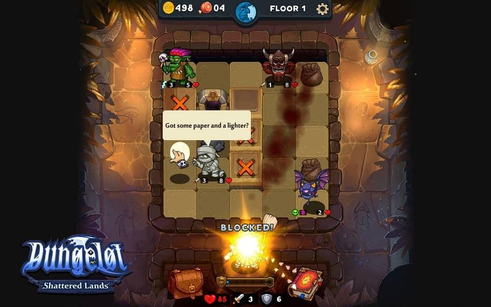 Dungelot Shattered Lands 3-min
