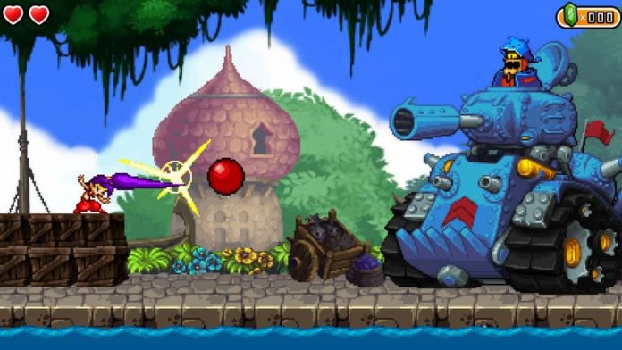 Shantae and the Pirate's Curse is as Lovable as Ever on