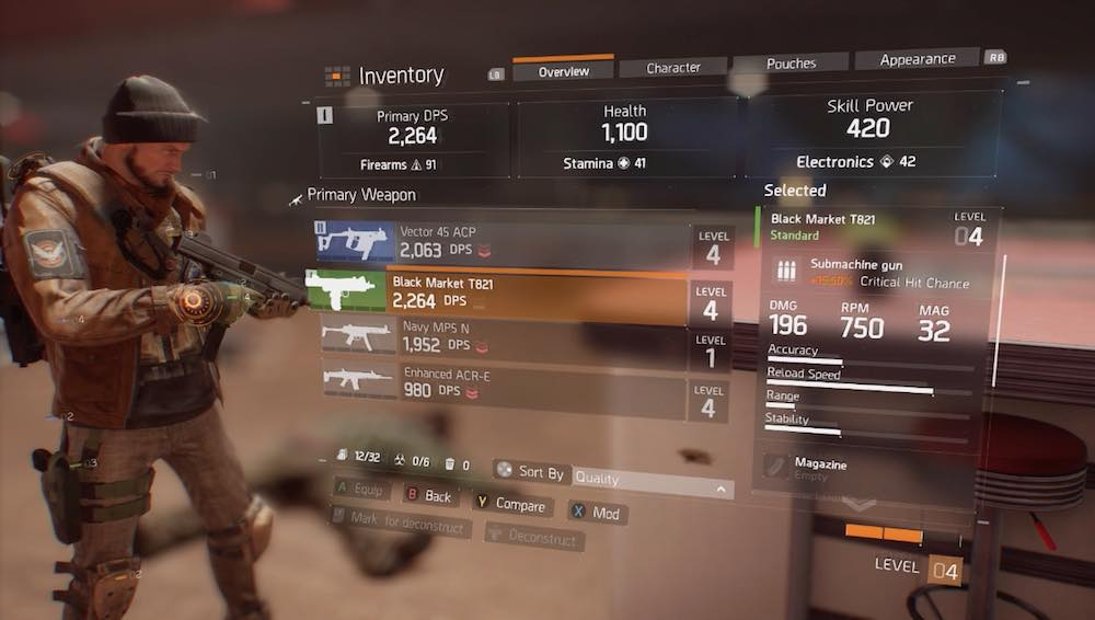 The Division Review Gamespew