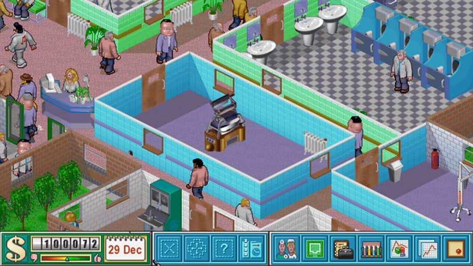Theme Hospital 1-min