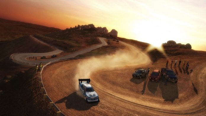 dirt rally review xbox one gamespew. Black Bedroom Furniture Sets. Home Design Ideas