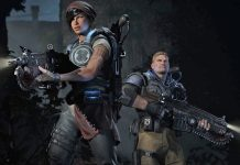 Games with Gold Gears of War 4