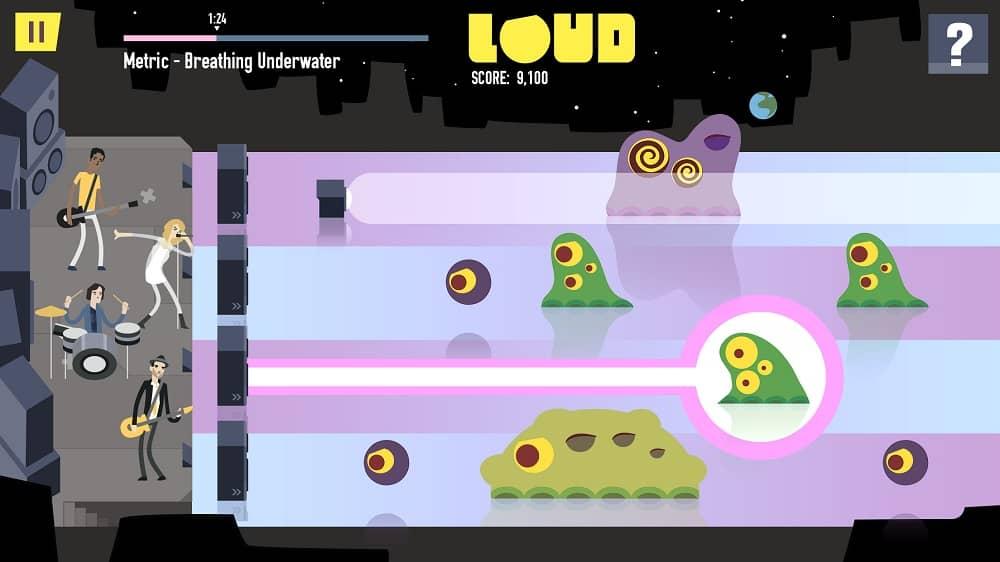 Loud on Planet X 2-min