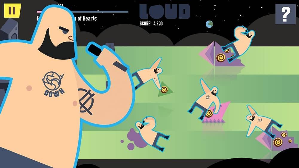 Loud on Planet X 3-min