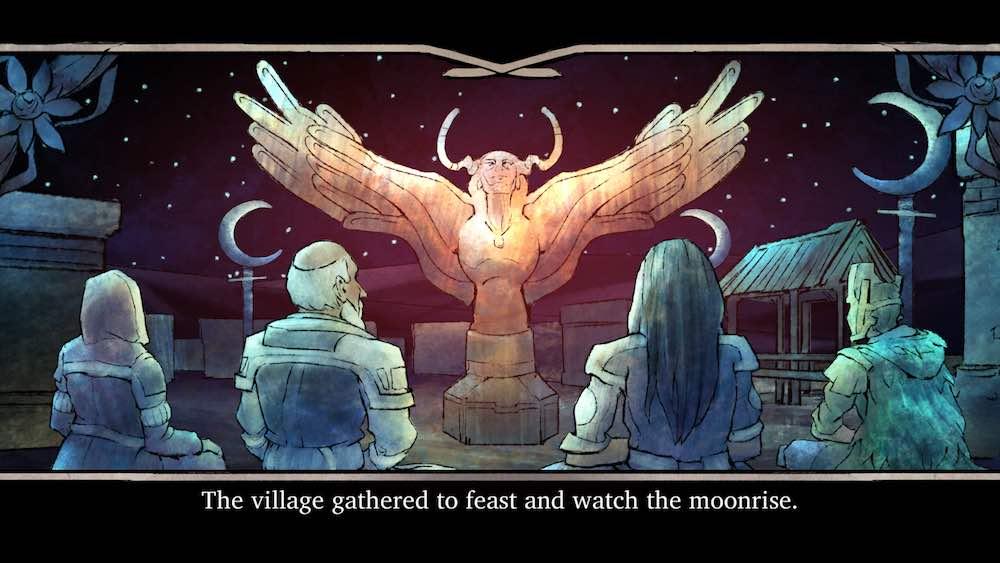 Moon Hunters 3 min