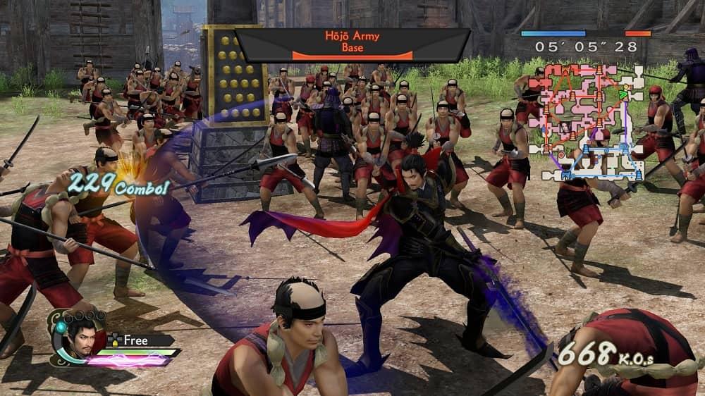 Samurai Warriors 4 Empires 1-min