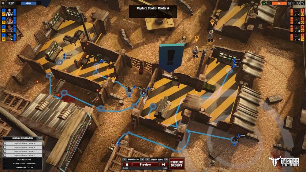 Tastee Lethal Tactics 3 min
