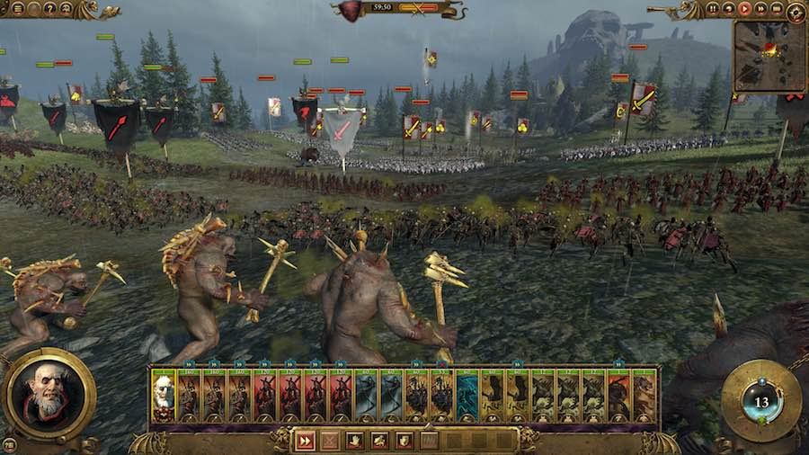 Total War Warhammer 1 min