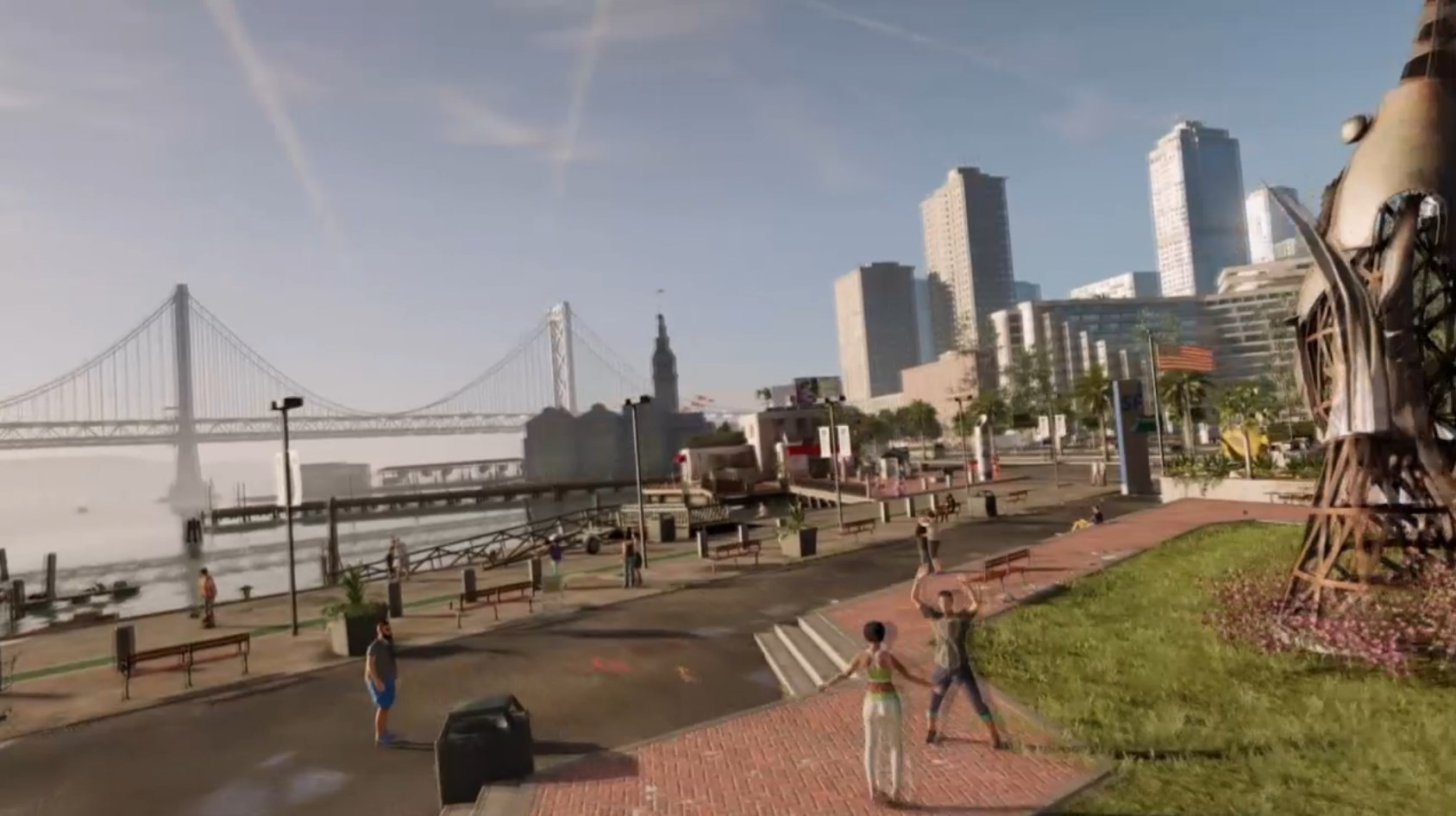 Revealing The Map Watch Dogs