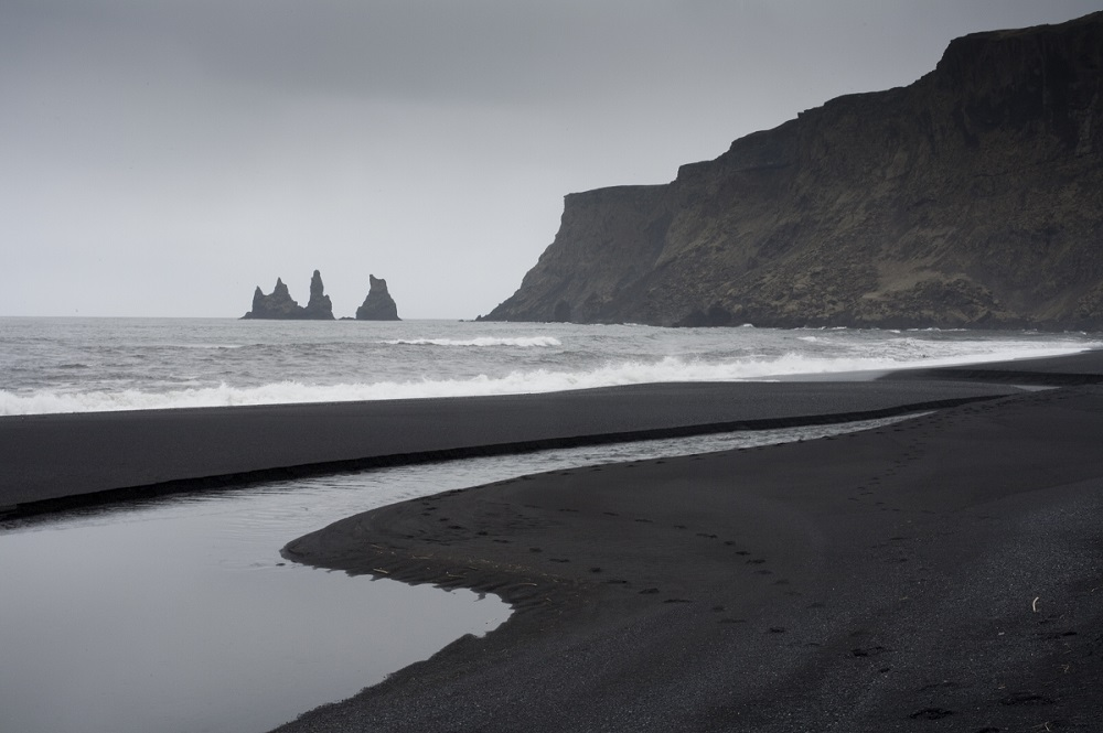 Death Stranding Beach