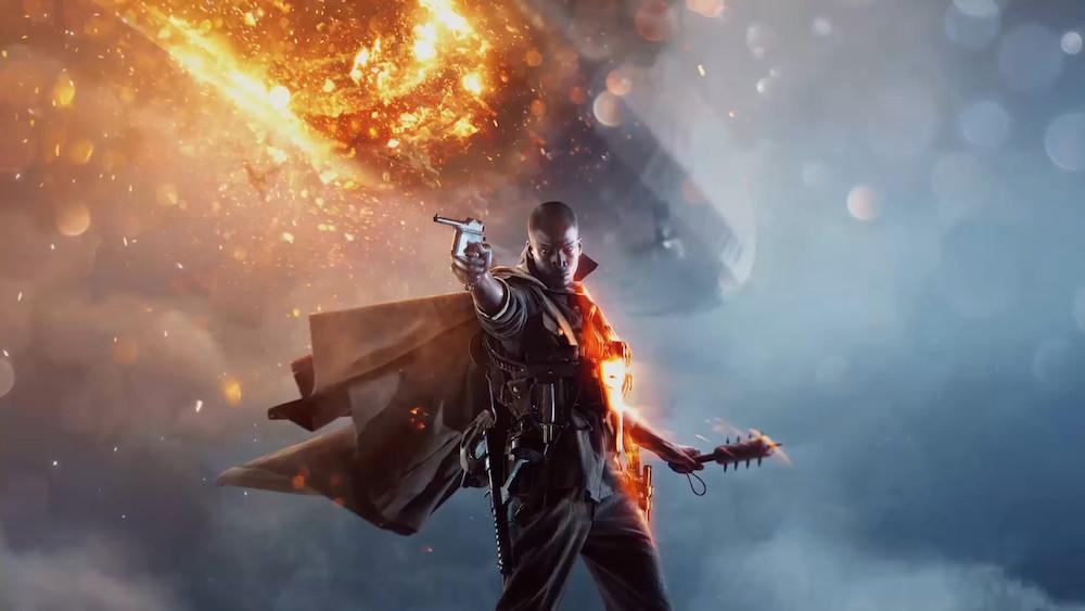 E3 2016 - Battlefield 1