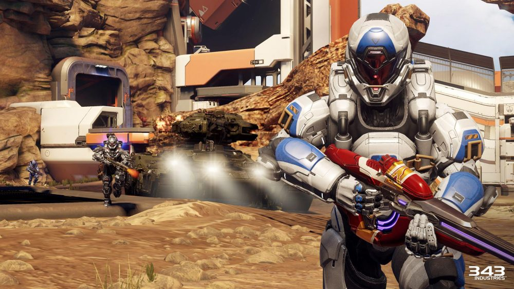 Halo 5 Gets Huge Expansion Today; Game Free for Gold Members – GameSpew