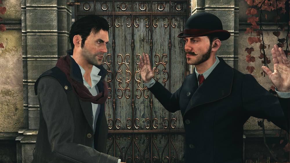 Sherlock Holmes 1 min