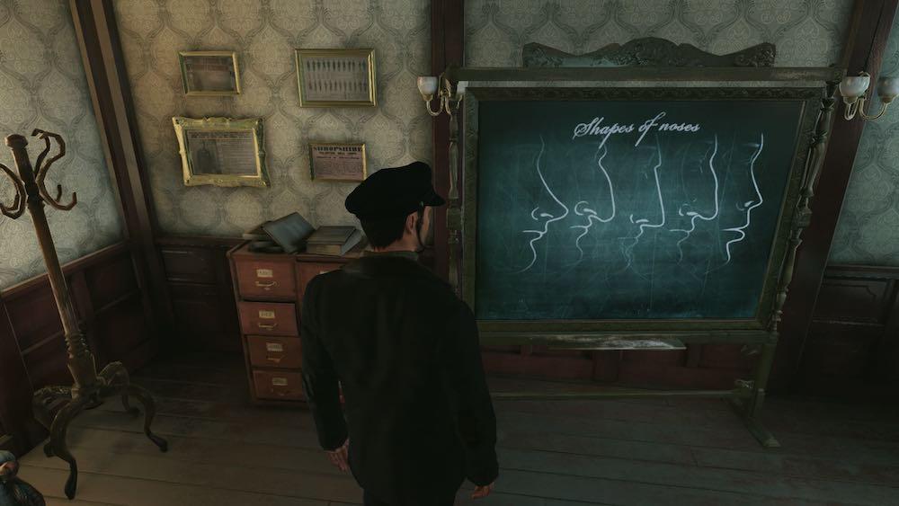 Sherlock Holmes 3 min