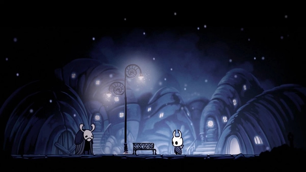 Hollow Knight Beneath And Beyond Looks Beautiful Gamespew