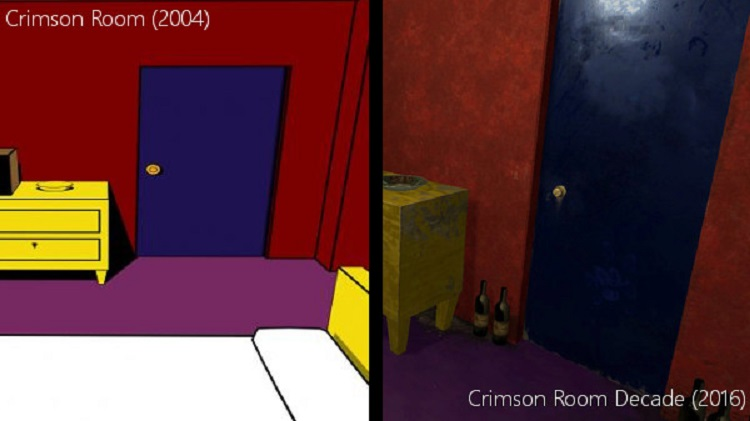 Crimson Room Decade 2
