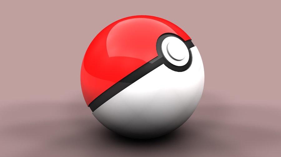 Pokeball 1 GameSpew